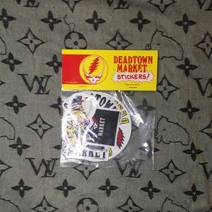 CTM x Grateful Dead Sticker pack
